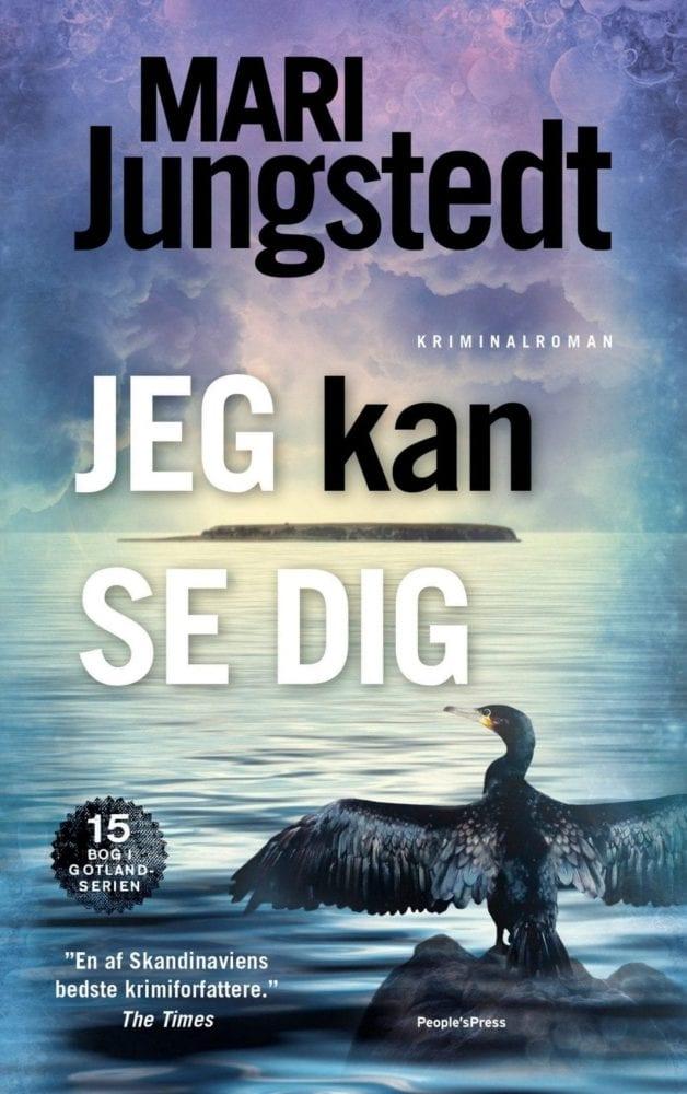 Jeg kan se dig-Mari Jungstedt