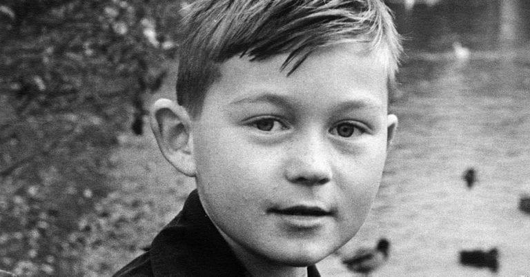 Bjarne Reuter-barn-forfatterportræt