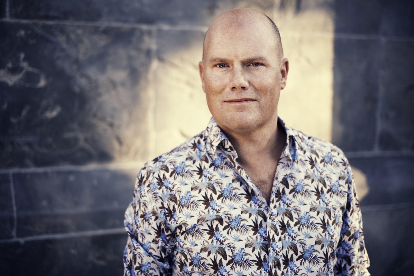 Mattias Edvardsson-forfatterportræt