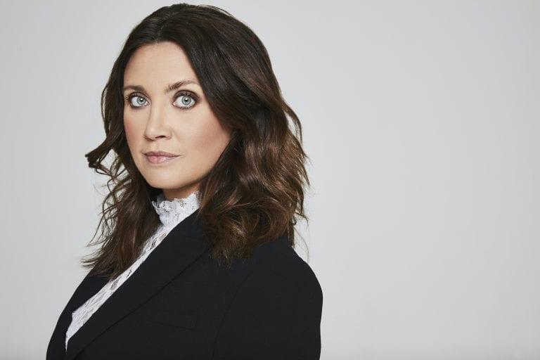 Camilla Läckberg-forfatterportræt