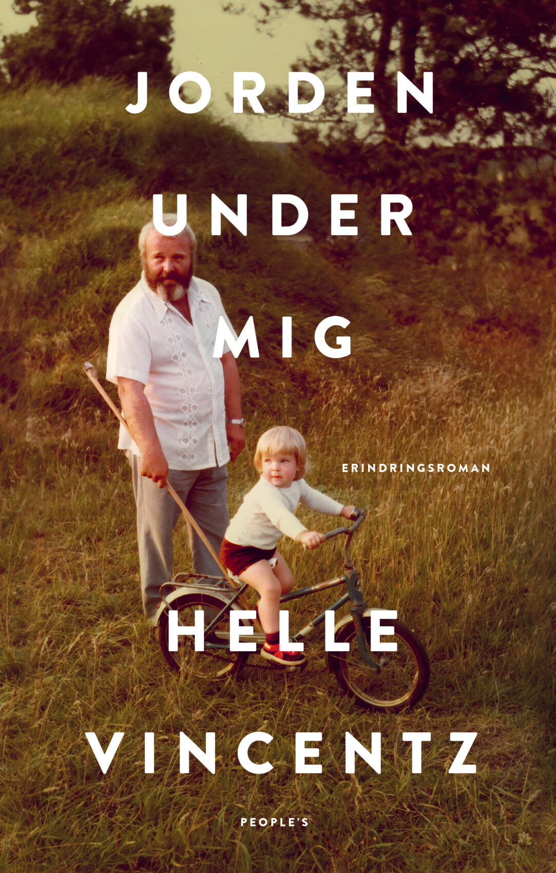 Jorden under mig-Helle Vincentz