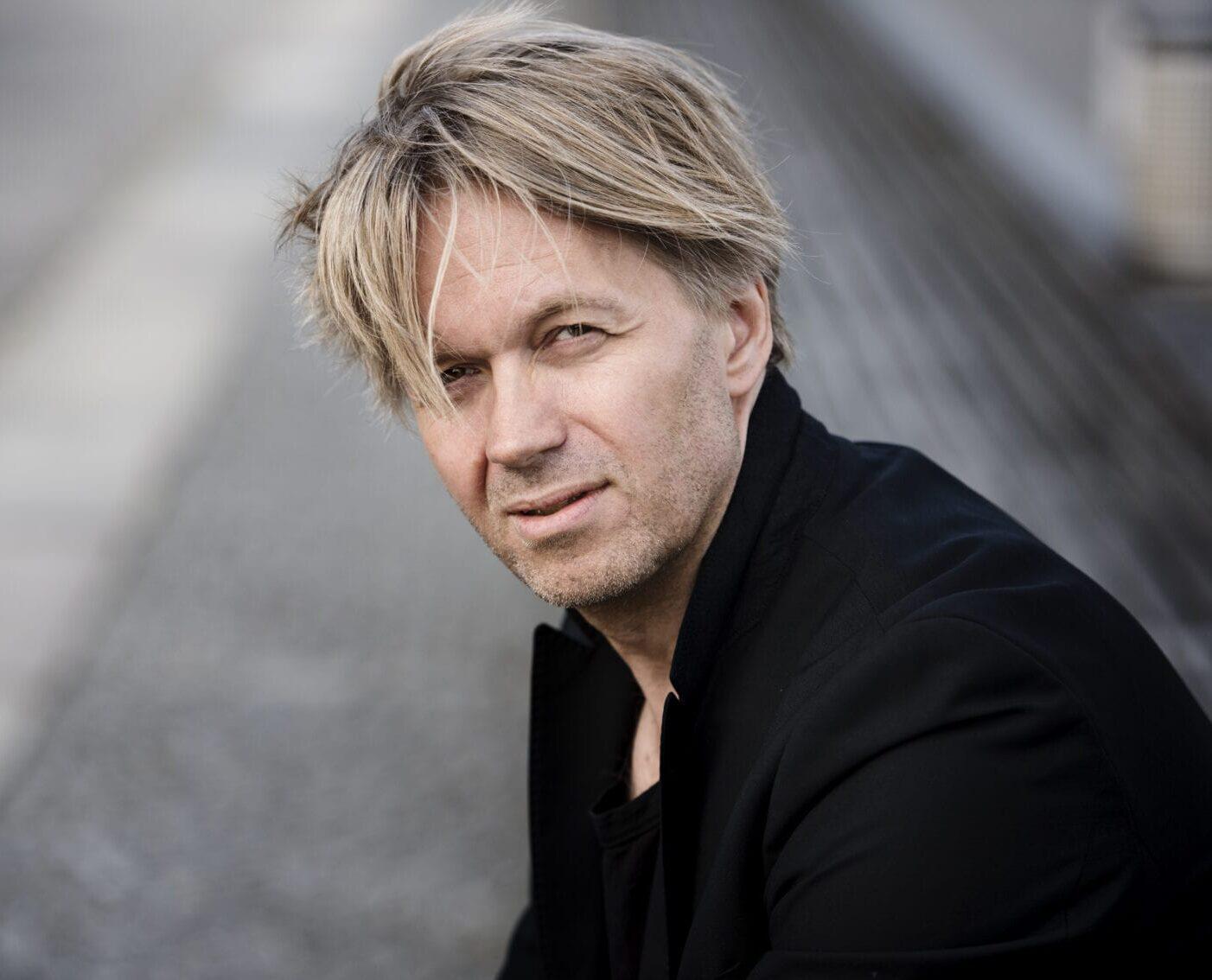 Jakob Melander, forfatterportræt
