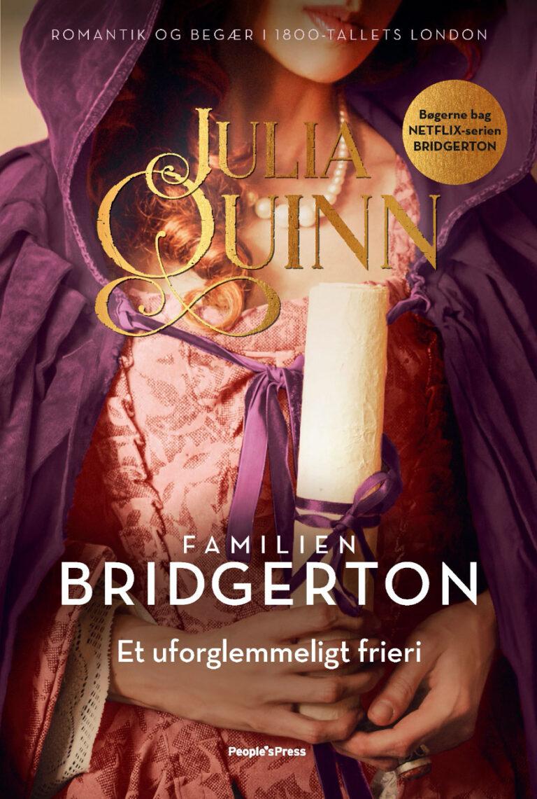 Bridgerton_5_Et uforglemmeligt frieri-Julia Quinn