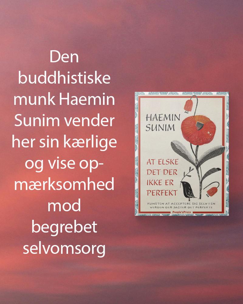 Haemin Sunim_At elske det der ikke er perfekt