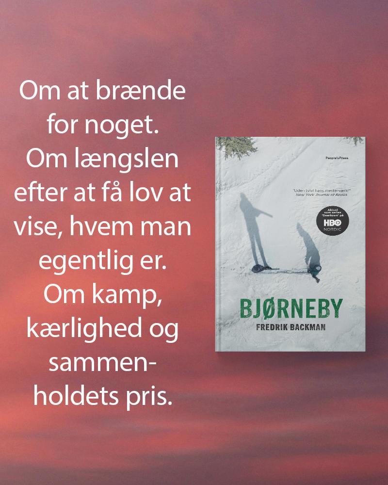 Bjørneby af Fredrik Backman