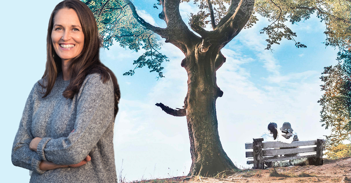 Uddrag I egetræets skygge - Sofia lundberg