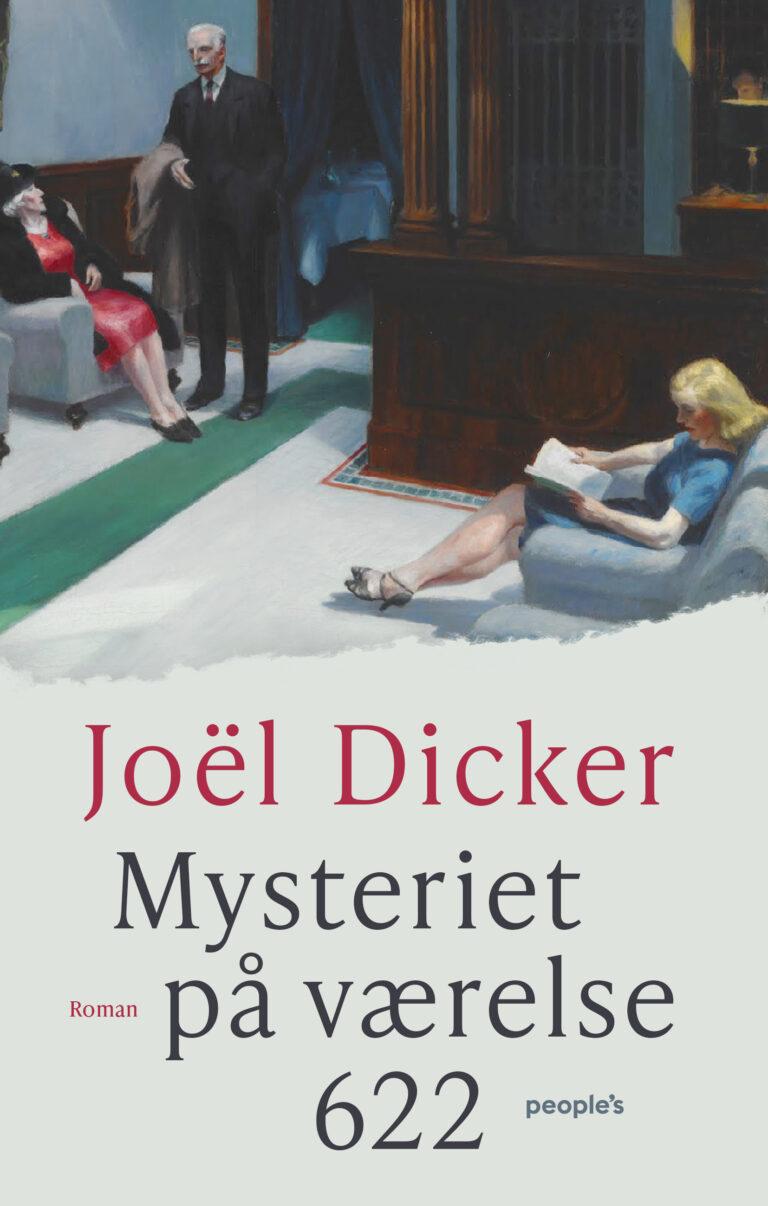 joël dicker mysteriet på værelse 622