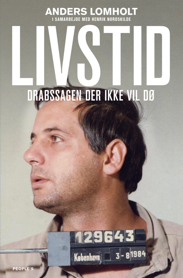 Livstid Anders Lomholt