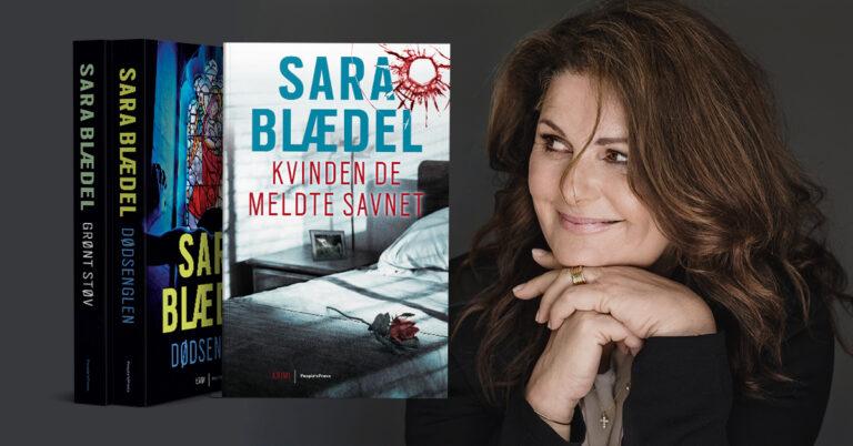 Louise Rick-serien af Sara Blædel