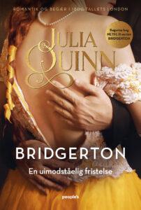 Bridgerton 6 En uimodståelig fristelse forside