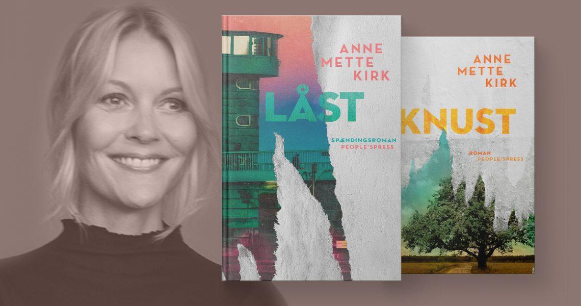 Anne Mette Kirk_Låst Knust_filmrettigheder_Nordisk film