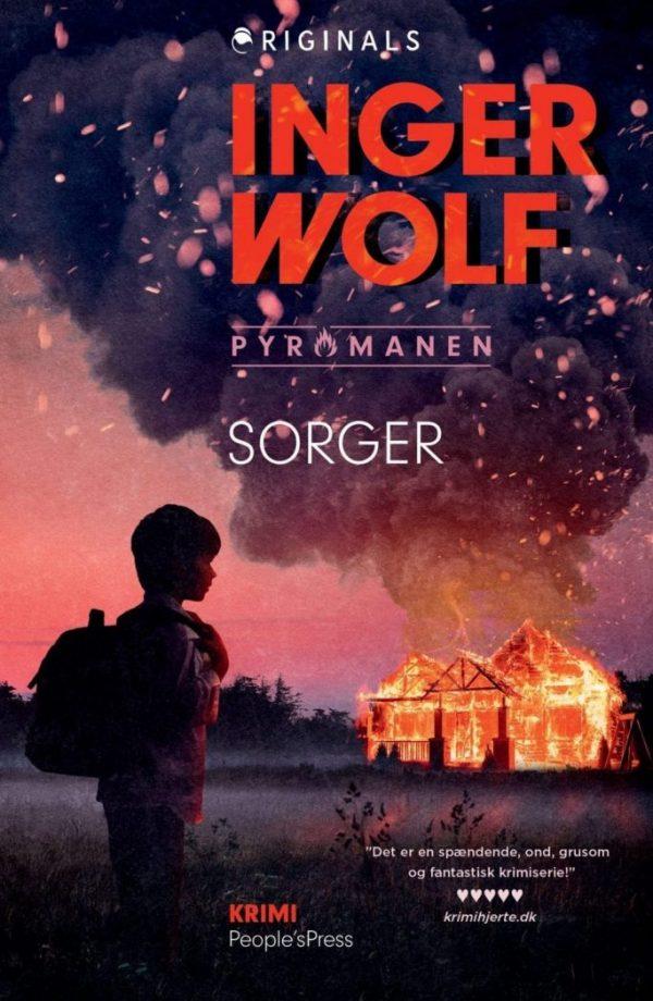 Sorger (Pyromanen)-Inger Wolf